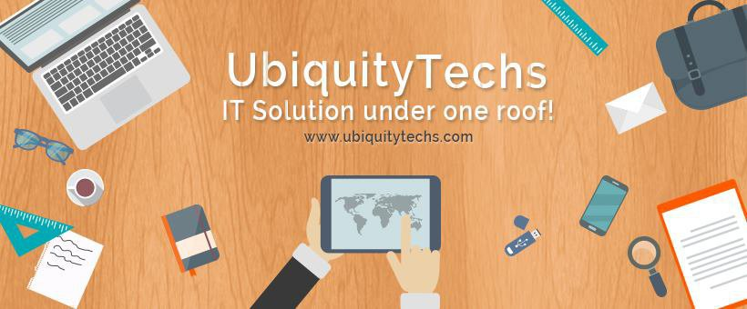 UbiquityTechs|Software & Web Development Company in Nagpur India cover