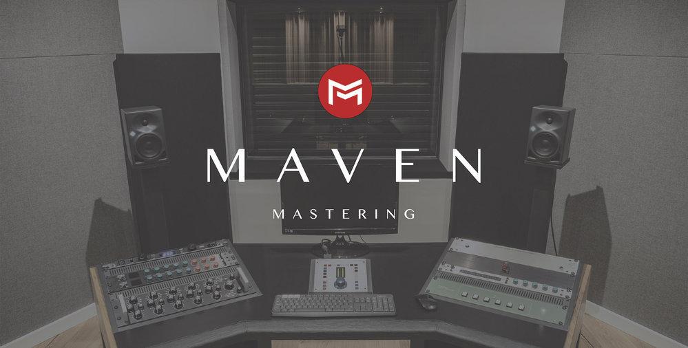 Maven Mastering cover