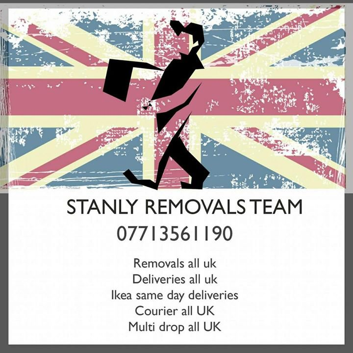 Stanly removals team cover