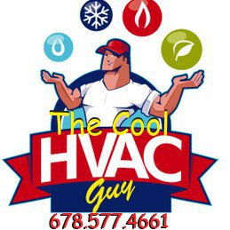 The Cool Guy HVAC cover