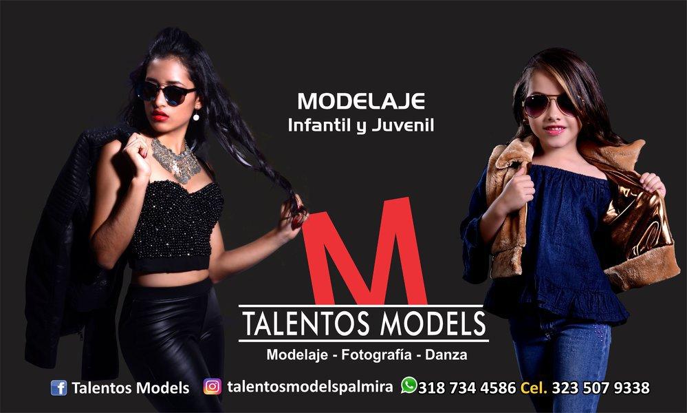 TALENTOS MODELS Academia de Modelaje en Palmira cover