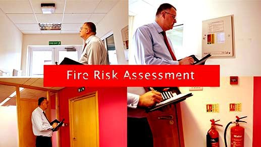 Fire Risk Assessment London Company cover