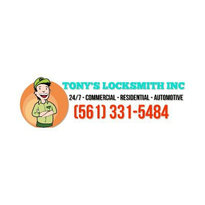 Tony's Locksmith Inc - Lake Worth, FL cover