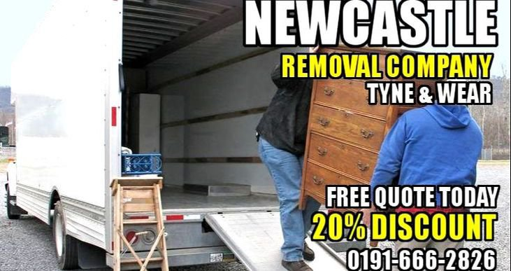 House Removals Newcastle cover