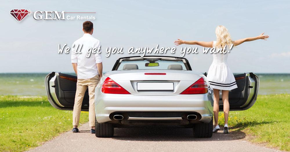Rent a car Limassol | GEM Car Rentals cover