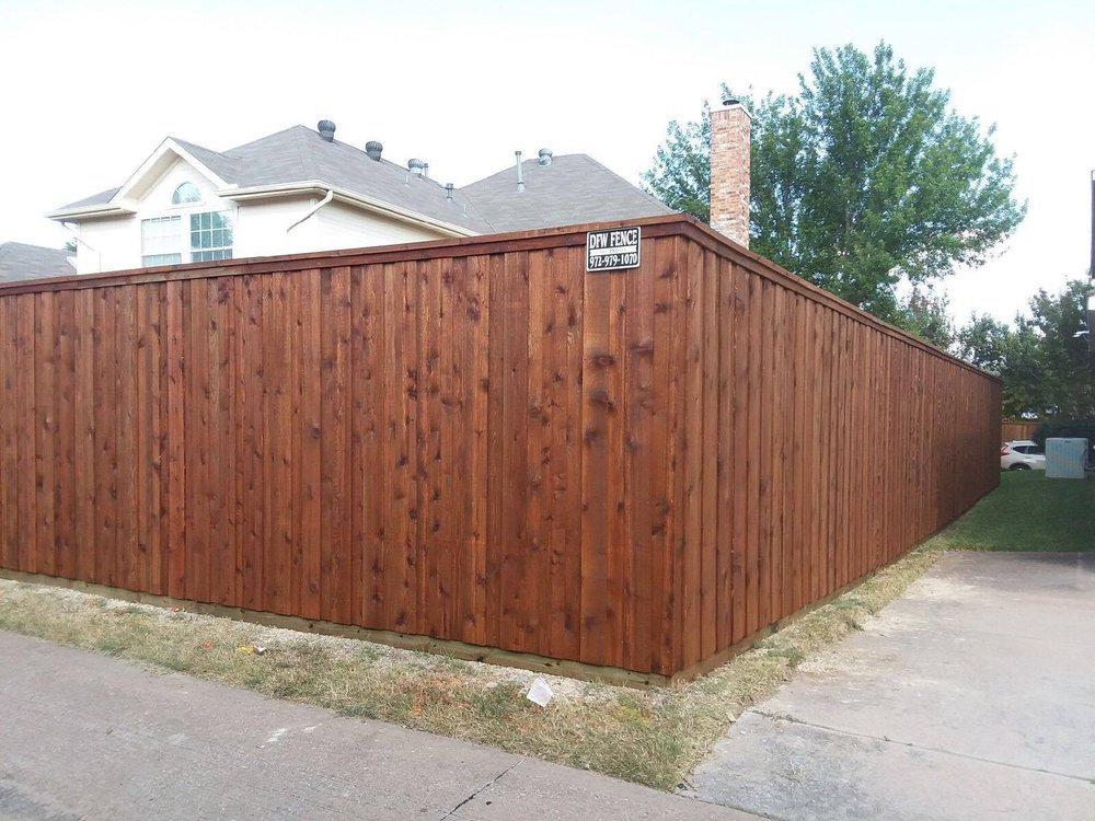DFW FENCE AND ARBOR PRO cover