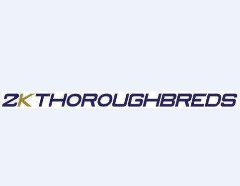 2K Thoroughbreds cover