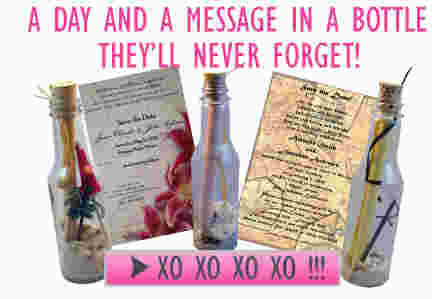 Invitation In A Bottle cover