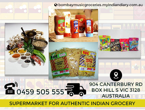 Bombay Music & Groceries cover