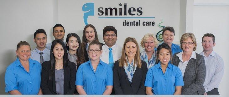 Smiles Dental cover