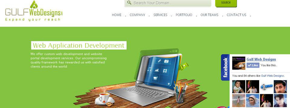 gulfwebdesigns | web design oman cover