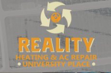 Reality Heating & AC Repair University Place cover