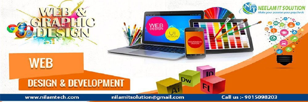 Nilam IT Solution cover
