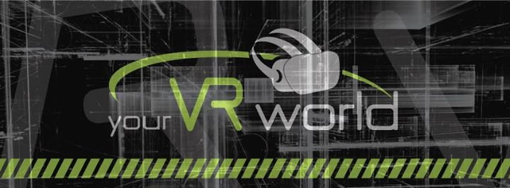 Your VR World cover