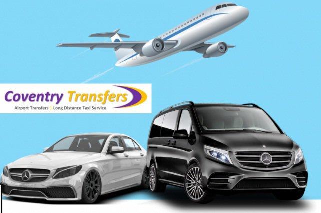 TAXI TRANSFERS FROM COVENTRY cover
