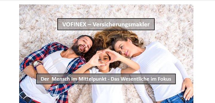 VOFINEX - Versicherungsmakler cover