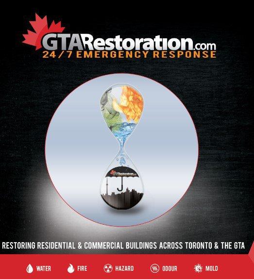 Emergency Plumber & Water Damage Toronto cover