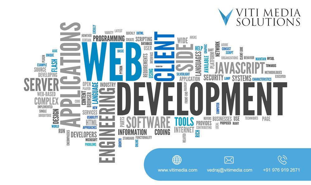 VITI Media Solutions Website & Mobile App Design and Development Company in Mumbai India cover