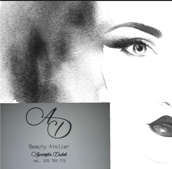AD Beauty Atelier Agnieszka Dąbek cover