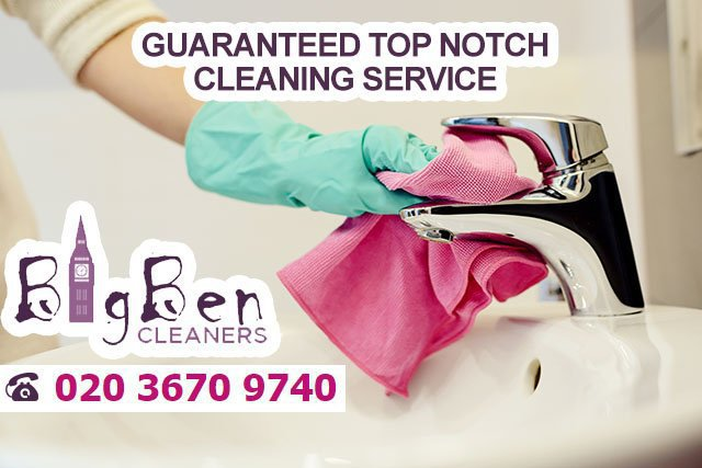 Big Ben Cleaners cover
