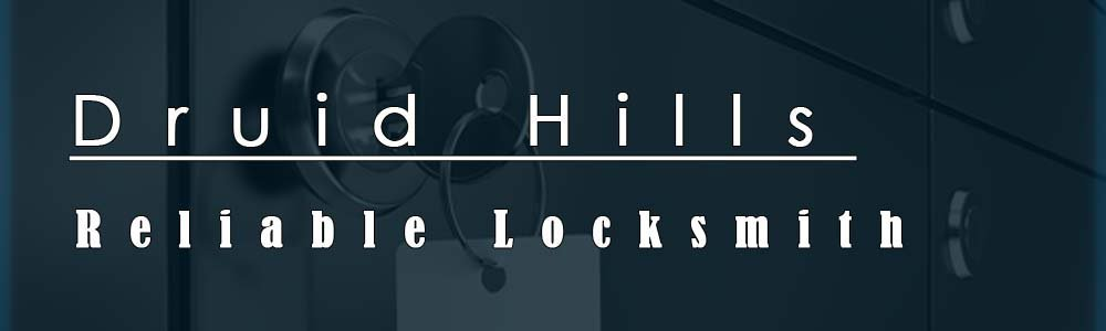 Druid Hills Reliable Locksmith cover