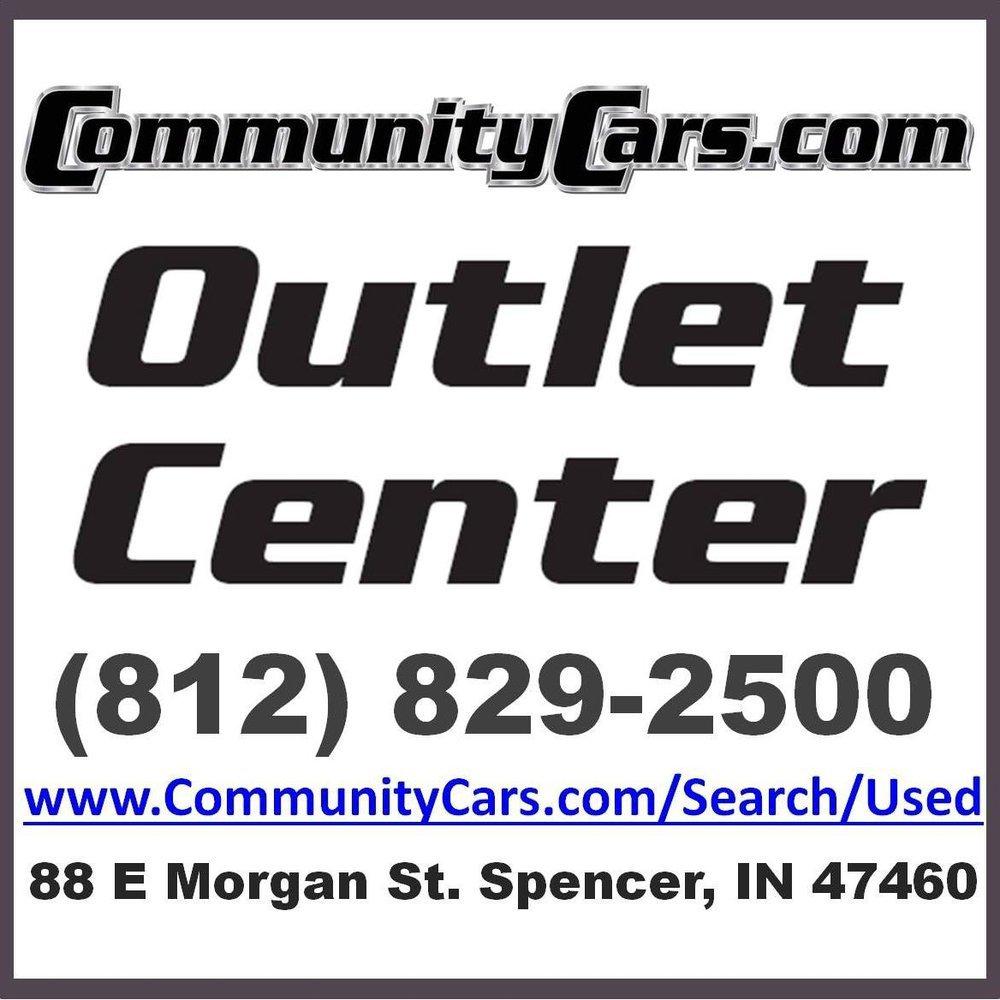 CommunityCars.com Outlet Center of Spencer cover
