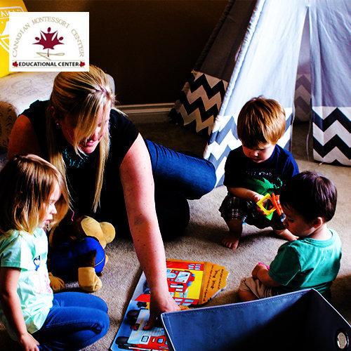 Canadian Montessori Center cover