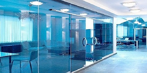 Glass Wall Room Dividers cover