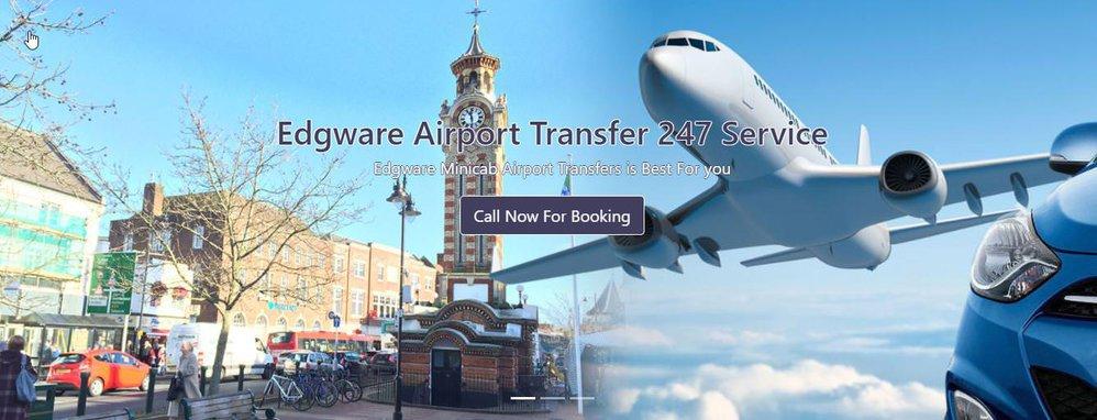 Edgware Airport Transfers cover
