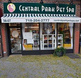 Central Park Pet Spa cover