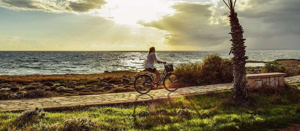 Noleggio bici Favignana cover