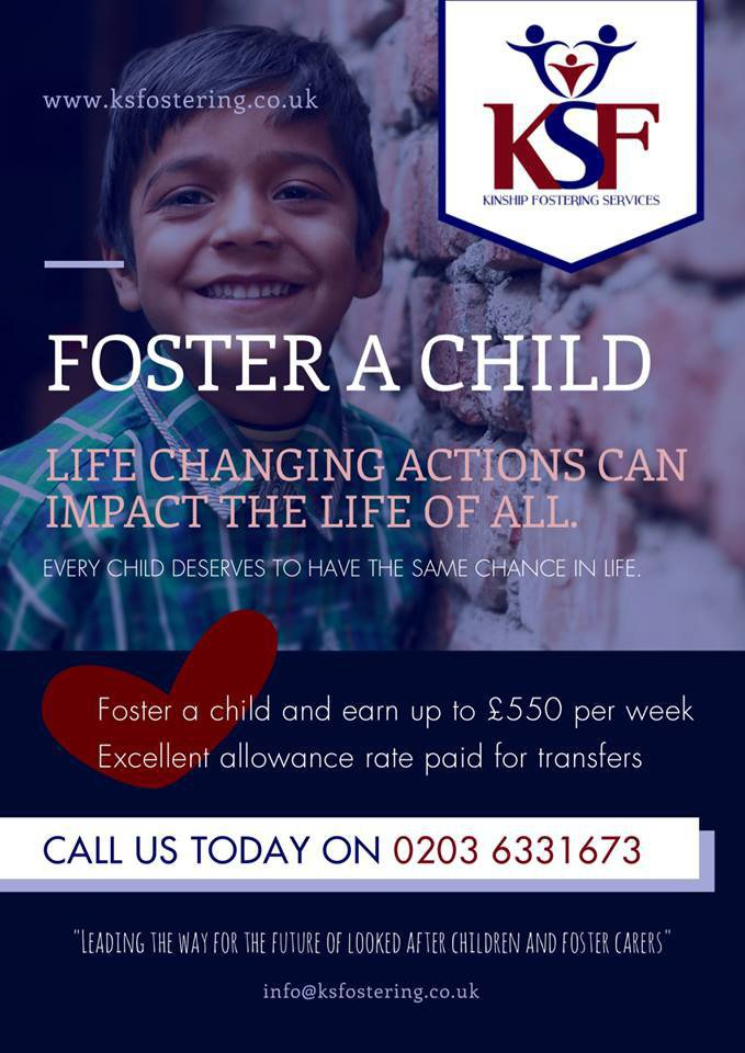Kinship Fostering Services cover