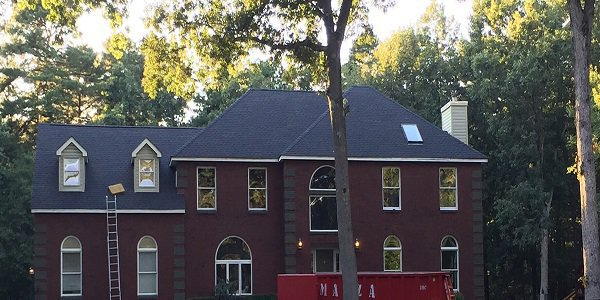 New Roof Installation cover