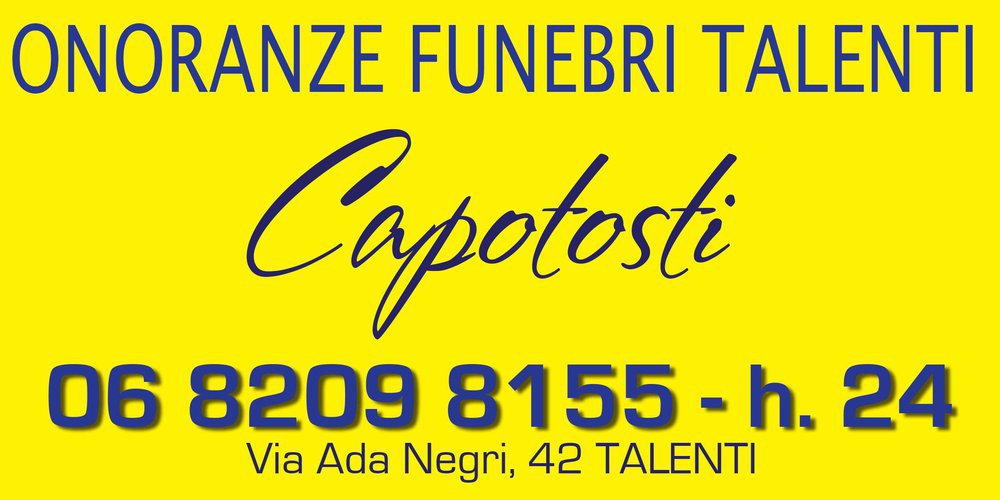 Onoranze Funebri Roma Capotosti cover