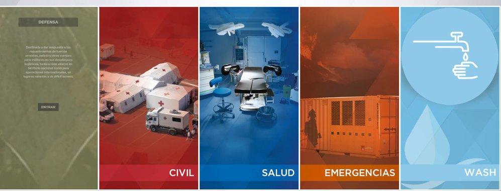 ARPA Equipos Móviles de Campaña cover