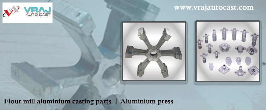 Manufacturer of All type of Gravity Die Casting cover
