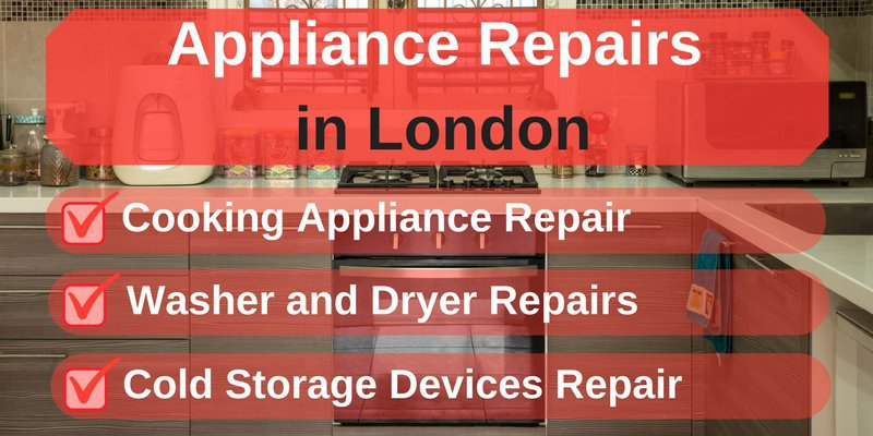Appliance Repairs London Please cover