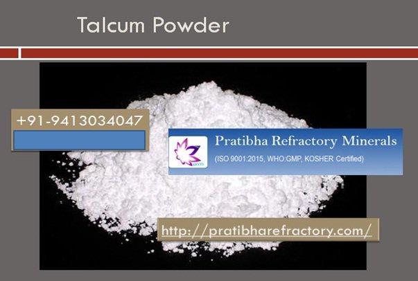 Pratibha Refractory Minerals cover