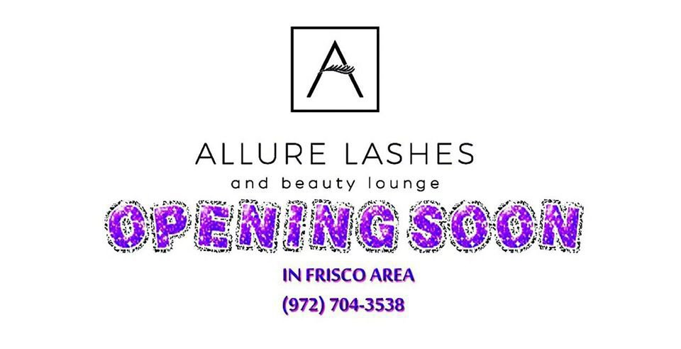 Allure Lashes and Beauty Lounge cover