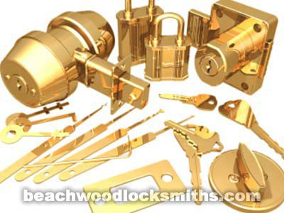 BEACHWOOD LOCKSMITHS cover