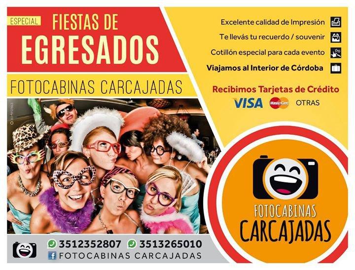 Fotocabinas Carcajadas cover