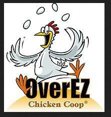 OverEZ Chicken Coop cover