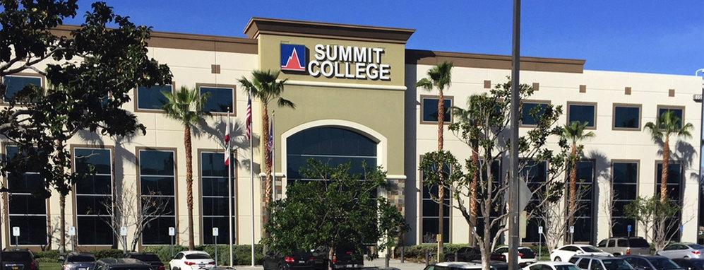 Summit College – Colton Campus cover