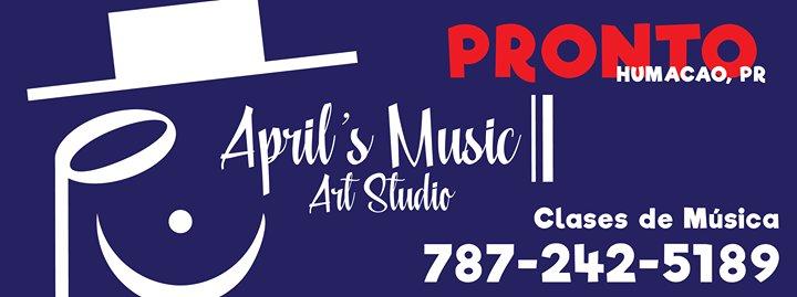 April's Music Art Studio cover