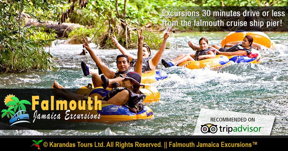 Falmouth Jamaica Excursions cover