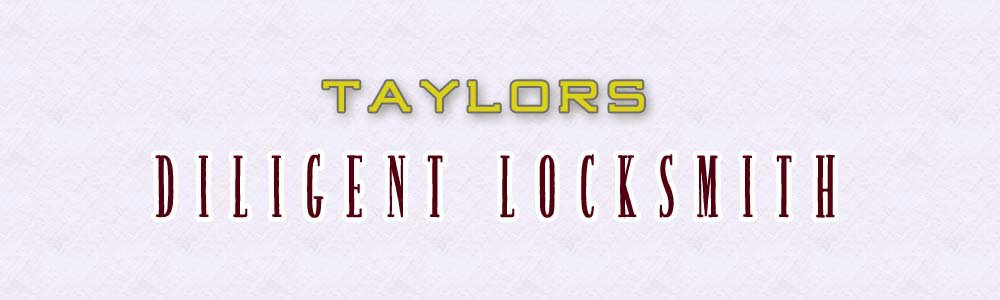 Taylors Diligent Locksmith cover