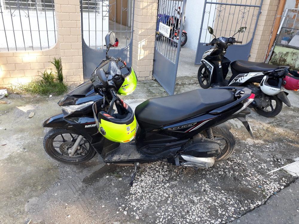 Cebu Rental Motorbikes Services cover