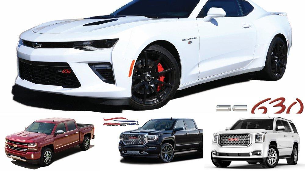 Callaway Cars USA cover