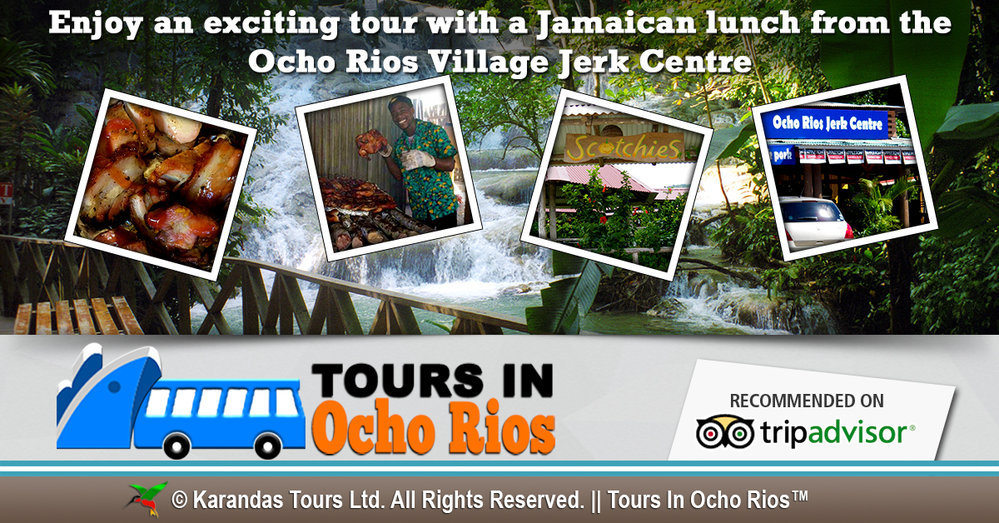 Tours In Ocho Rios cover