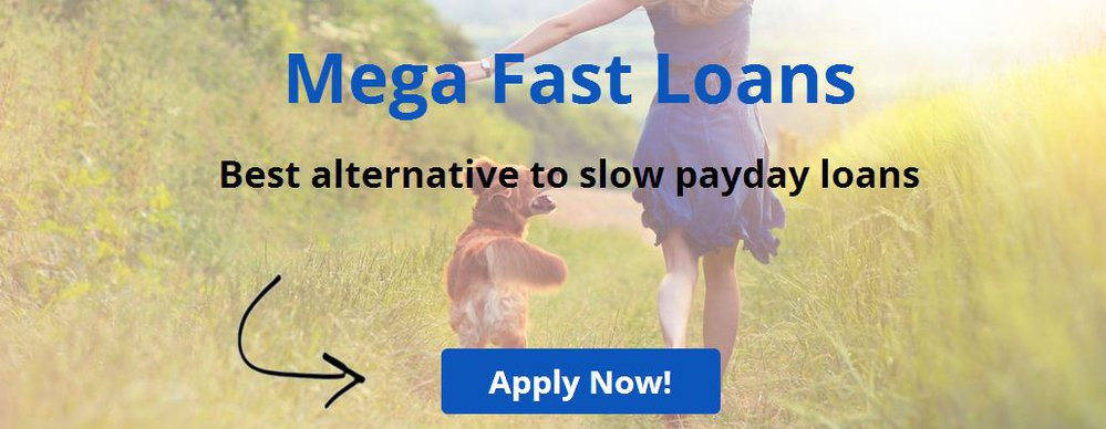 Mega Fast Loans cover